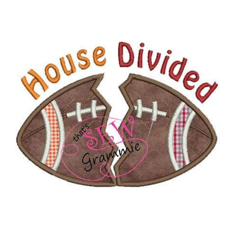 house divided embroidery design 25 best ideas about house divided football on pinterest house divided football