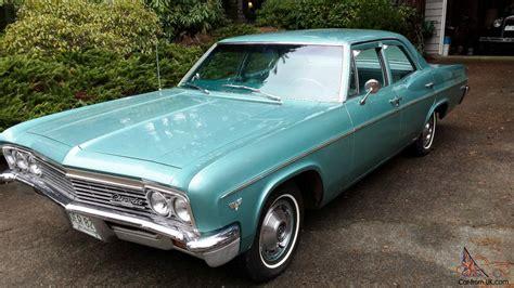 1966 chevrolet belair 1966 chevrolet belair 4 door sedan