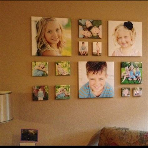 canva photo collage canvas collage home sweet home pinterest
