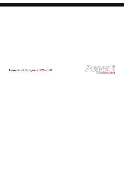 augenti illuminazione katalog opraw augenti 2009 2010 by jtb issuu