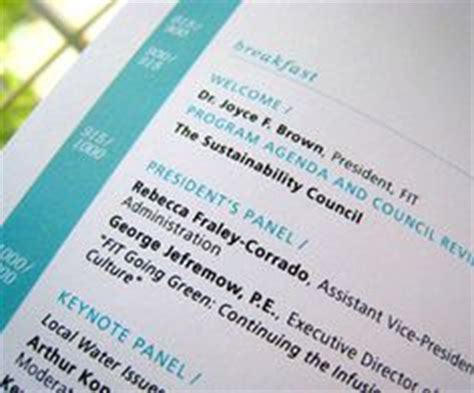 agenda layout inspiration 1000 images about design conference schedule on