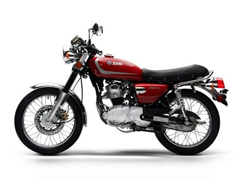 SYM Wolf Classic 150cc Motorcycle