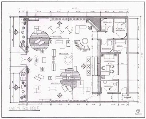 retail layout plan clothing boutique floor plan retail layout on behance