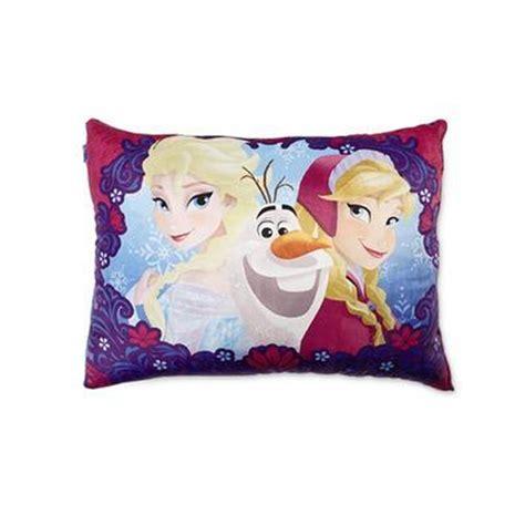 disney frozen toddler plush cushion bed rest pillow brand disney frozen plush pillow