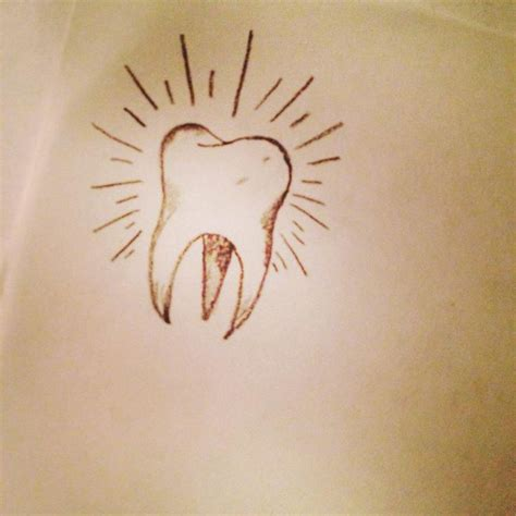 tooth tattoo meaning best 25 tooth ideas on tooth drawing
