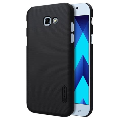 Nillkin Frosted Premium Samsung Galaxy A3 Black samsung galaxy a3 2017 nillkin frosted shield black