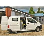 Nissan NV200 Camper  Van Pinterest Am&233nagement
