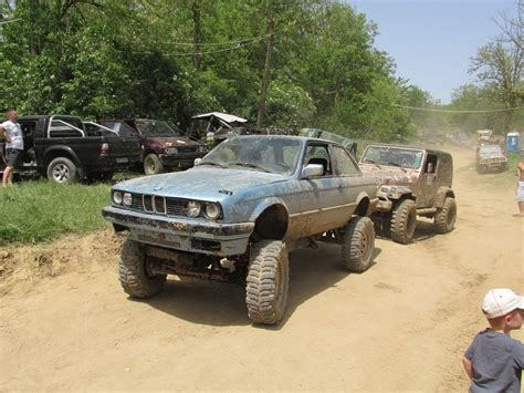 lifted bmw off road bmw somogybabod 2013 youtube