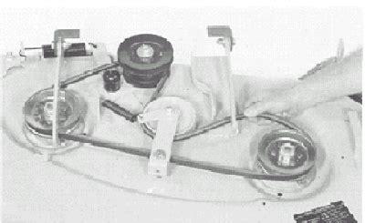 deere 38 mower deck belt diagram deere stx38 yellow deck parts car interior design