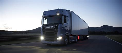 with trailer trailer 173 a new service in scania fleet