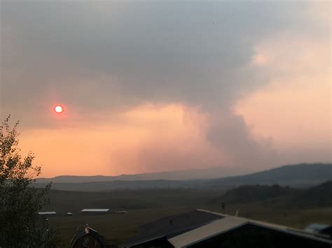 steamboat fire fire near steamboat springs is 0 contained burning more