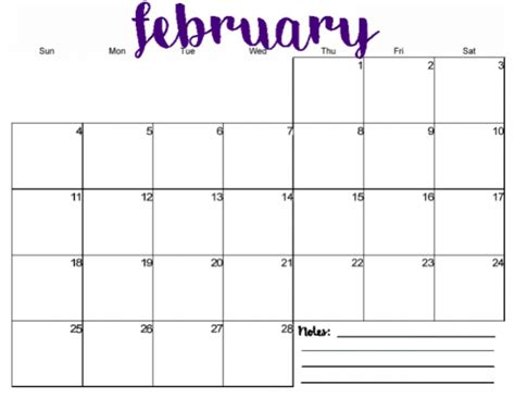 2018 Printable Monthly Calendar 2018 Monthly Calendars Printable 15 Free Printable