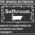 bathroom in spanish language 25 goofy spanish similes with the word nun