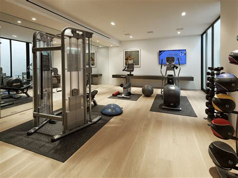 celebrity home gyms home gym interior design ideas