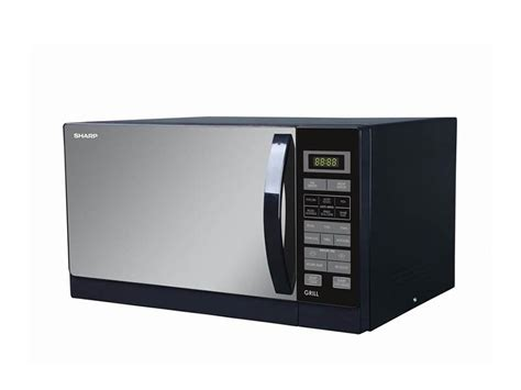 Setrika Sharp electronic city sharp microwave black r 728 k in