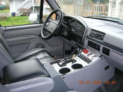 bronco car 1996 1996 ford bronco interior diymid com stuff i wont for my