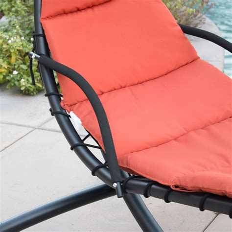 outdoor lounge chairs with umbrella orange hanging chaise lounge chair umbrella patio