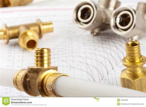 plumbing supplies royalty free stock photos image 19284058