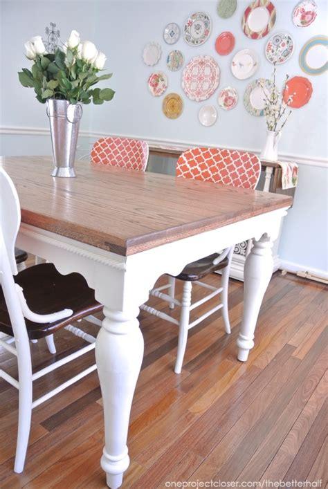 Annie Sloan Chalk Paint Chairs AGAIN!   One Project Closer