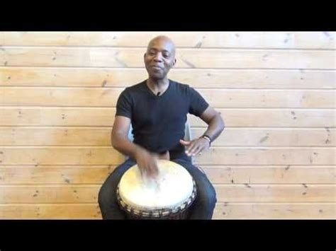 african drum tutorial youtube exercise 2 how to play the djembe lesson african drum