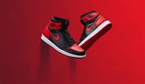 Nike Airjordan 1 Retro One Og Black Premium 1 air 1 retro high og quot banned quot release date nike