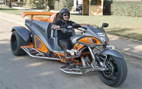 Dreirad Motorrad Mit Vw Motor by Hayabusa Overview Boom Trikes