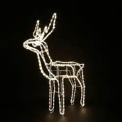 rentier mit beleuchtung weihnachtsbeleuchtung rentier aussen elch beleuchtet