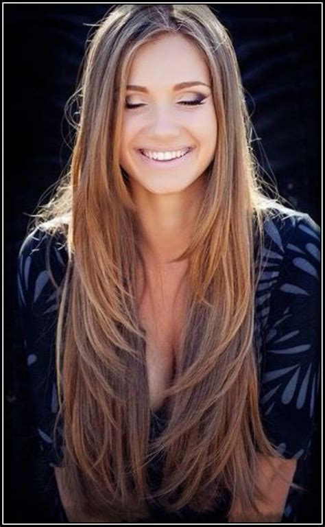 imagenes de cortes de pelo en capas peluqueria cortes desmechado en largo cortes de cabello