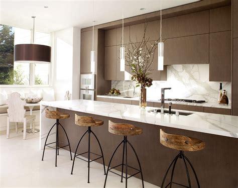 houzz modern kitchen cabinets russian hill
