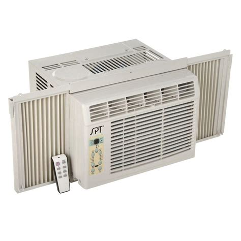 spt  btu window air conditioner wa   home