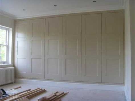 Wall To Wall Closet Doors Best 25 Fitted Wardrobes Ideas On Fitted Bedroom Wardrobes Bedroom Wardrobe And