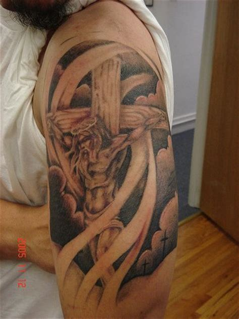 christian tattoo gallery captain of tattoo religious tattoos designs