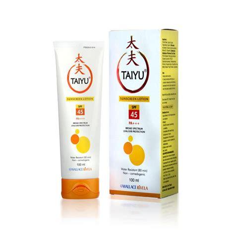 Spf 45 Glow buy taiyu spf 45 pa sunscreen lotion 100 ml