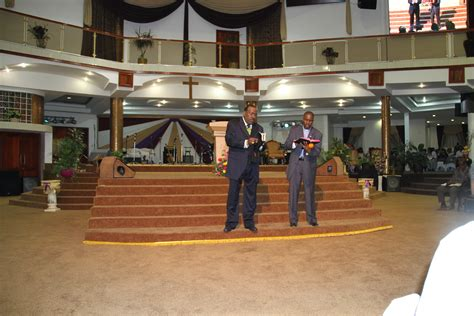pictures of bishop preaching in botswana new light