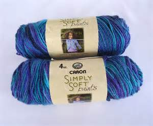 caron simply soft colors stitch of lovely goodies and an award