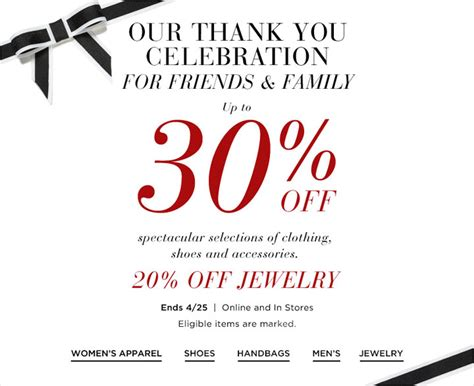 Saks Fifth Avenues One Day Of Savings by Friends Family Sale 187 New York Bargains Part 2