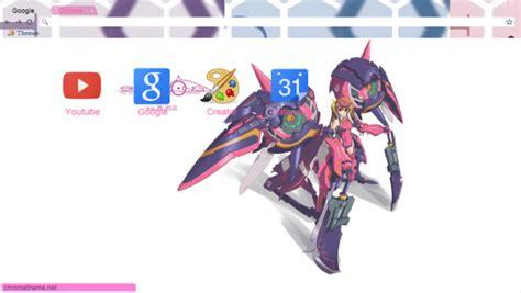 theme infinite google chrome infinite stratos fang lin yin chrome theme themebeta