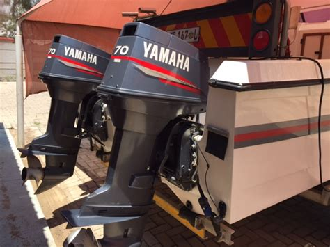 yamaha outboard motor for sale bc 505 ace cat with 2x70hp yamaha outboard motors on