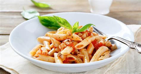 calories  cooked penne pasta livestrongcom
