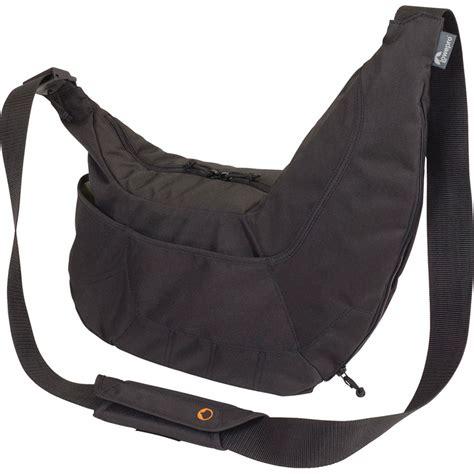 lowepro passport sling bag black lp36140 b h photo