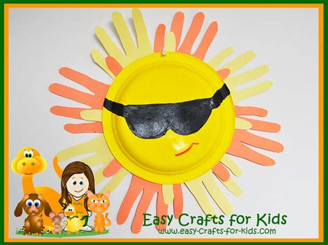 crafts for summer summer kid crafts from wine to whine