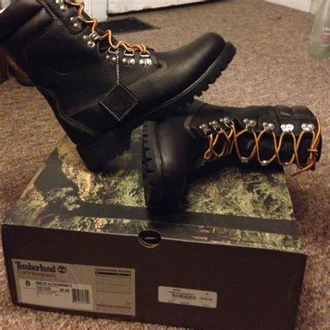 Comfortable Boots For Men Timberland Timberland Super Boot Quot 40 Belows Quot From Xaxa S