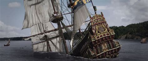gustav vasa ship return from the depths the recovery of the 15th century