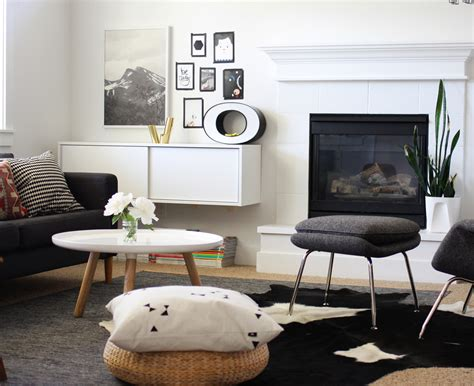 livingroom chaise sofa with chaise living room modern with cowhide rug