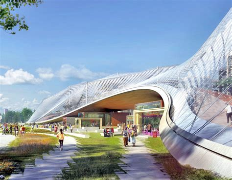 design for new google headquarters video google s new california headquarters is a