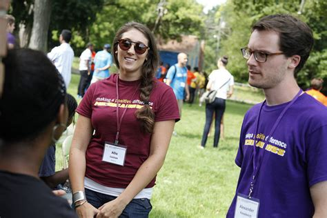 Ross Mba Orientation by Lame Icebreakers Not At Ross Where Social Impact