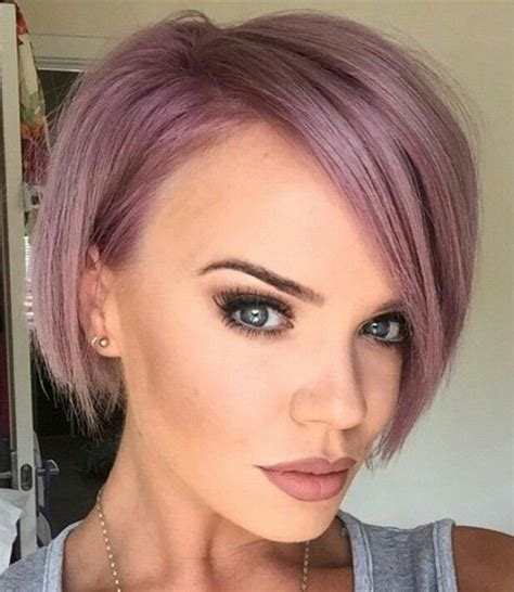 Blue Gray Burr Cut Hair | image gallery lilac blonde