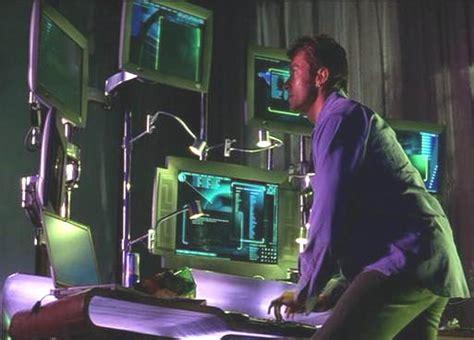 Film Hacker Fish | technology fails in film are the new wilhelm scream