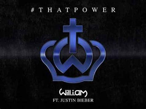 i am what i am testo traduzione testo thatpower will i am ft justin bieber