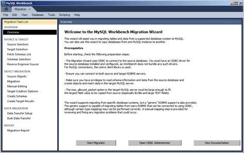 membuat database menggunakan mysql workbench migrasi database dari ms access ke mysql menggunakan mysql